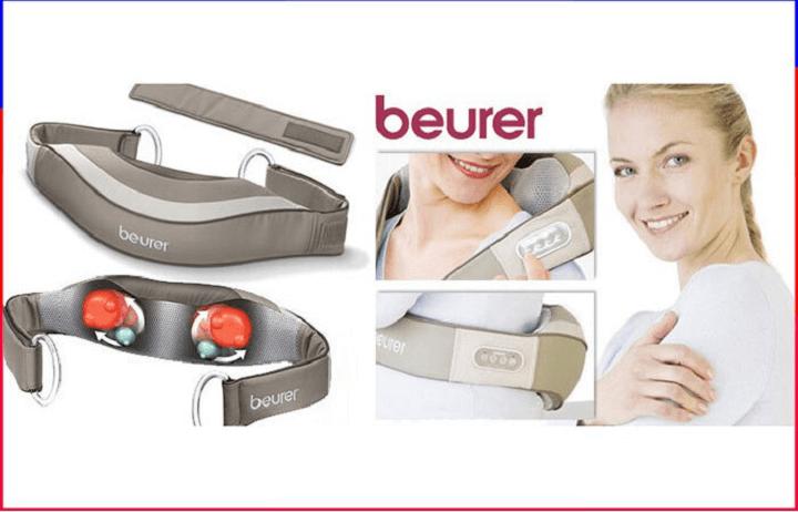 Beurer MG148 một trong các máy massage cổ loại nào tốt được nhiều người yêu thích