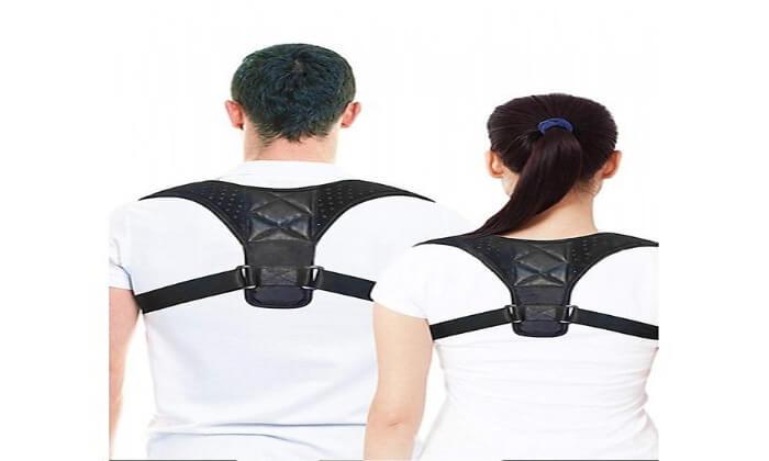 Đai chống gù lưng Bodywellness