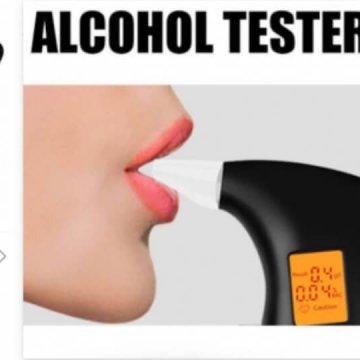 máy đo nồng độ cồn trong hơi thở loại nào tốt