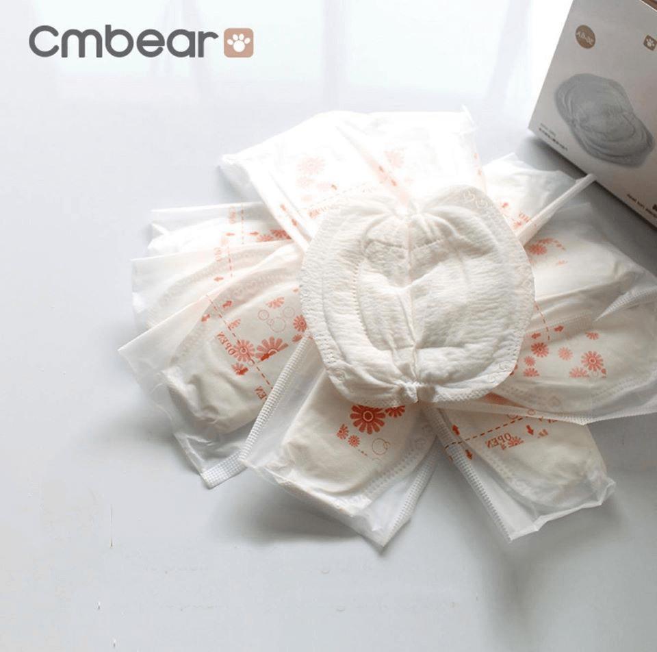 Miếng lót thấm sữa Cmbear thiết kế nhỏ gọn