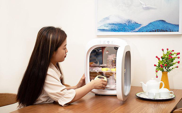 Đâu là máy tiệt trùng bình sữa tốt nhất?