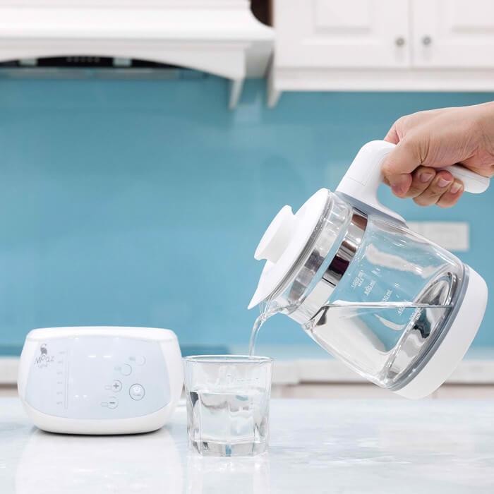 Máy đun nước pha sữa Moaz bebe hiện đại