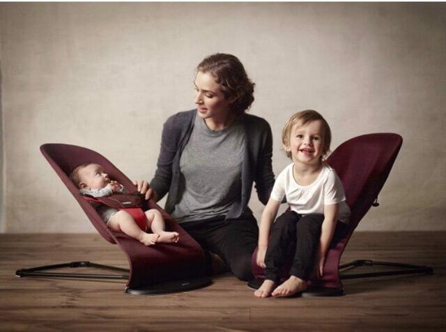 Ghế rung BabyBjorn là sản phẩm được ưa chuộng hiện nay