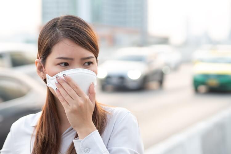 Khẩu trang y tế bảo vệ đường hô hấp khỏi các tác nhân có hại
