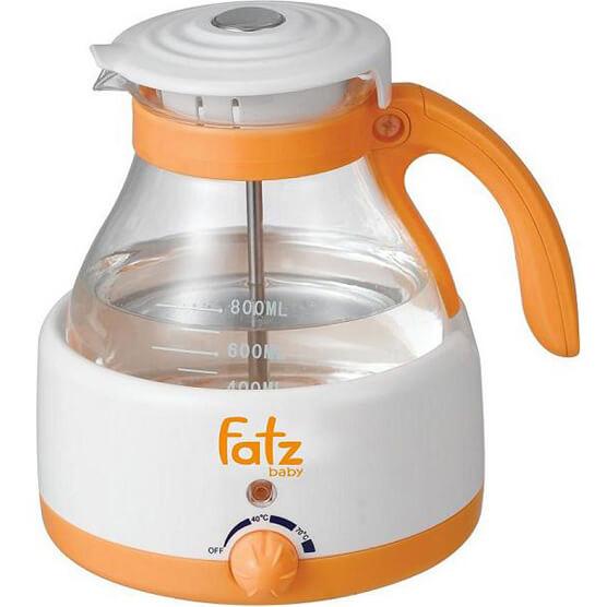 Máy đun nước pha sữa Fatzbaby từ Hàn Quốc