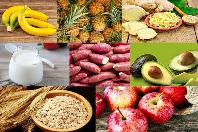 Cung cấp đủ và đa dạng thực phẩm cho bé
