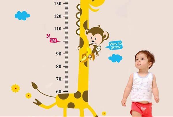 Mẹ nên chọn sữa tăng chiều cao phù hợp với thể trạng của bé