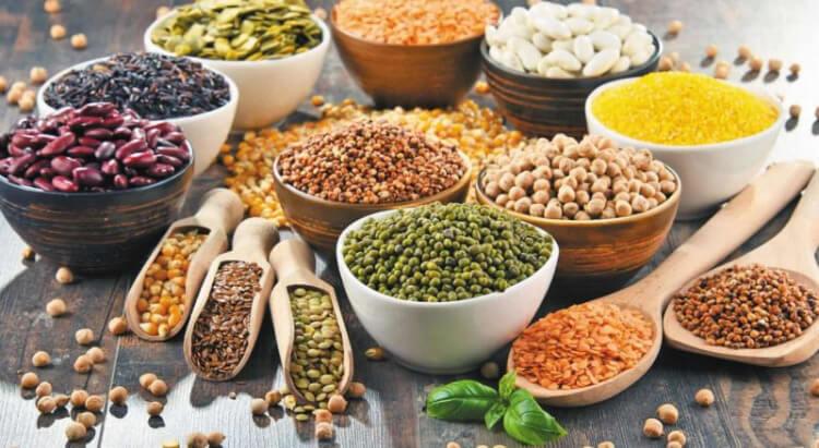 Ngũ cốc giàu chất dinh dưỡng cho bé yêu