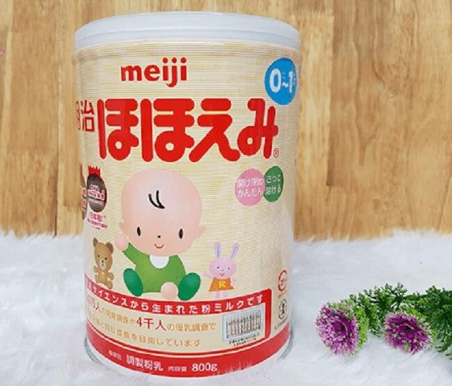 Sữa Meji số 0, sữa tăng chiều cao Nhật được nhiều mẹ tin dùng