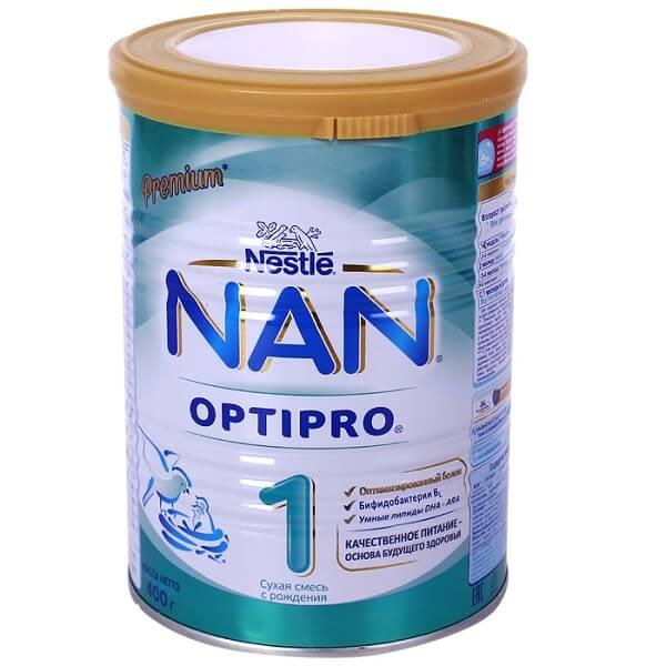 Sữa Nan Optipro 1 đem lại khởi đầu tốt nhất cho bé
