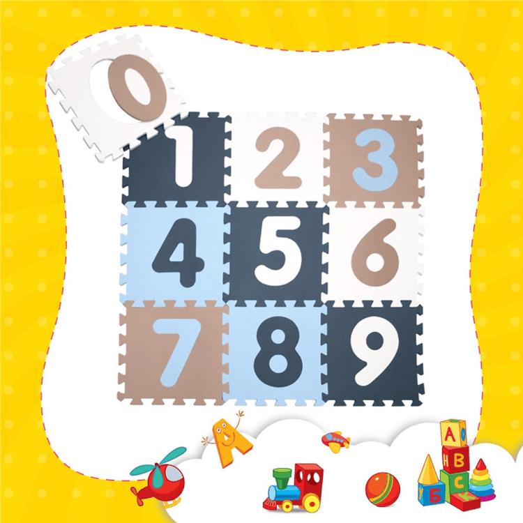 Thảm chơi cho bé Smile Puzzle dạng ghép