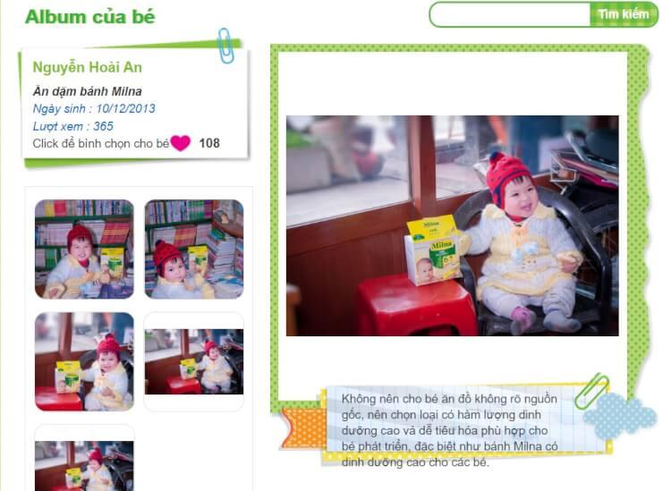 Bánh ăn dặm Milna nhận được sự quan tâm của các mẹ trên tạp chí Mẹ và Con