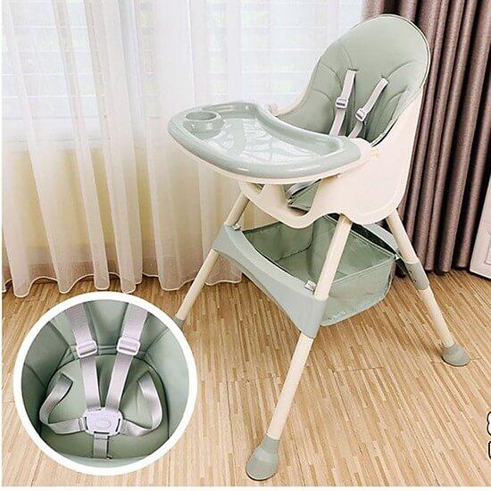 Ghế ăn dặm Umoo thiết kế hiện đại và thông minh