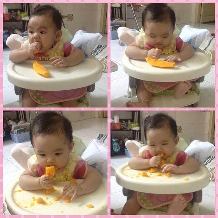 Mẹ nên cho bé ăn theo nhu cầu và sở thích của bé