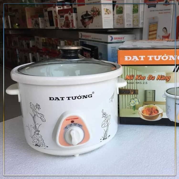 Sản phẩm nồi nấu cháo chậm của thương hiệu Việt