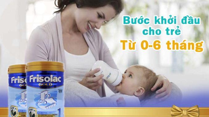 Lựa chọn các thương hiệu sữa uy tín, phổ biến trên thị trường