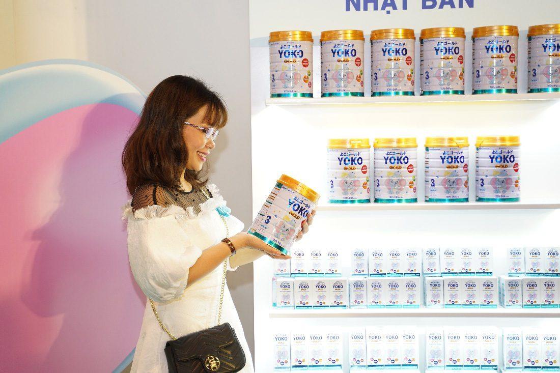 Sữa bột Yoko Gold Vinamilk