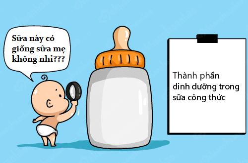 Sữa mẹ là nguồn dinh dưỡng tốt nhất cho bé yêu