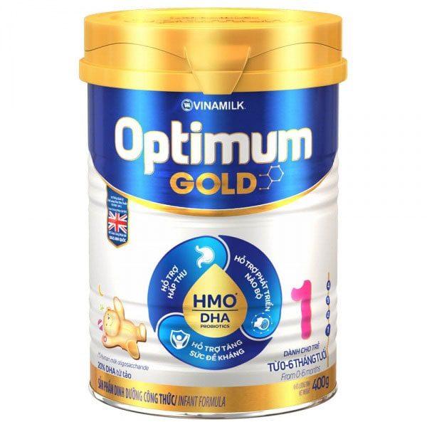 Sữa Optimum Gold số 1 – sự lựa chọn tốt nhất cho bé yêu