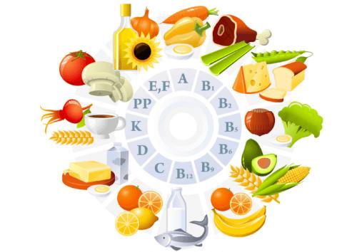 Bột ăn dặm ngoại nhập Blevit chứa tới 13 loại vitamin quan trọng cho sự hình thành và phát thể chất cũng như trí não của trẻ