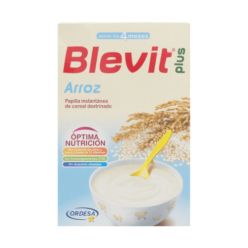 Bột ăn dặm cao cấp Blevit Plus nhận được rất nhiều sự quan tâm từ phía các bậc phụ huynh