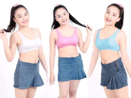 Cần lựa chọn đồ lót có kích cỡ phù hợp với số đo cơ thể của bé gái
