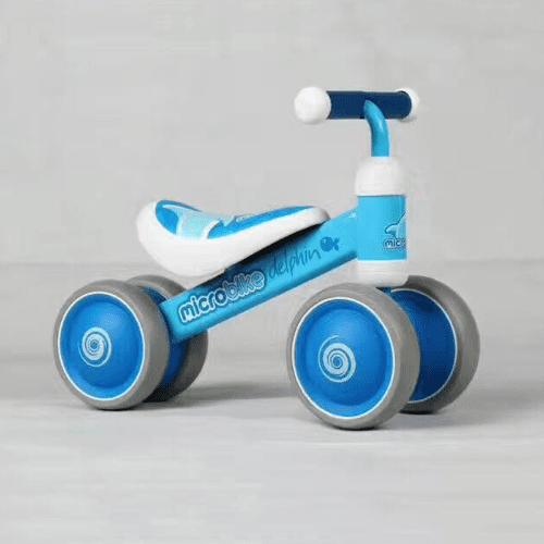 Nên lựa chọn xe chòi chân được làm từ chất liệu cứng cáp và an toàn với trẻ nhỏ