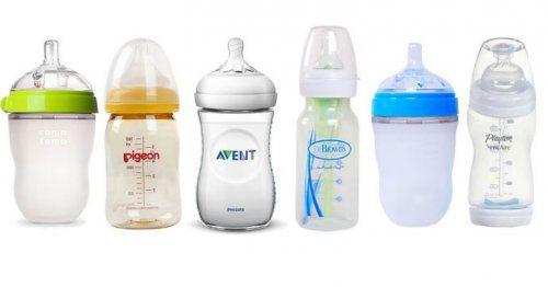 Mẹ nên chọn các thương hiệu bình sữa uy tín