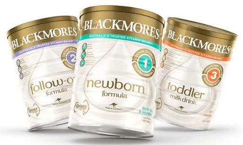 Sữa Blackmores có tốt không?