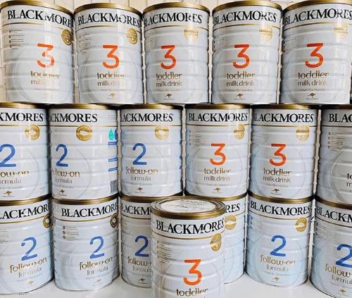 Sữa nhập khẩu Úc Blackmores hộp nhỏ trọng lượng 400g
