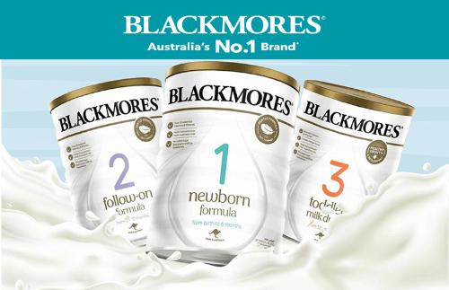 Sữa Blackmores cung cấp năng lượng gấp 3 lần so với các dòng sữa khác trên thị trường