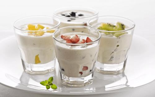 Nên chọn hương vị hoa quả cho các bé dễ ăn