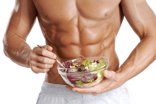 Ăn sữa chua kiểu Hy Lạp trộn với salad rất tốt cho người luyện tập thể hình, thể thao