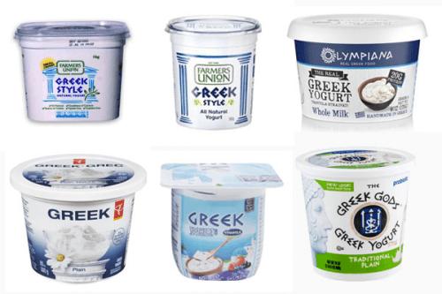 Sữa chua kiểu Hy Lạp loại nào tốt nhất trên thị trường hiện nay?