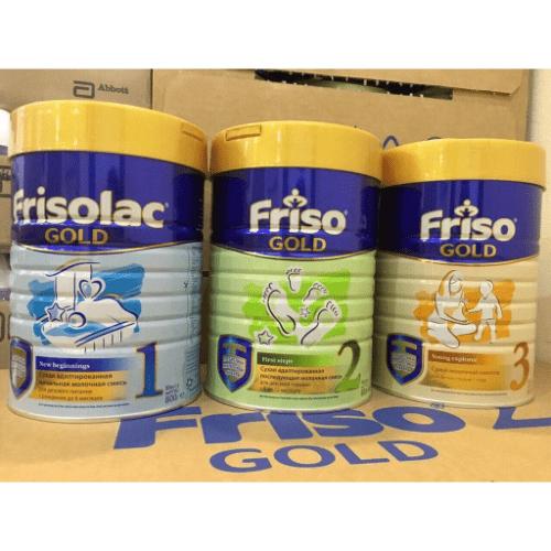 Sữa Friso được sản xuất từ Hà Lan với các tiêu chuẩn dinh dưỡng nghiêm ngặt