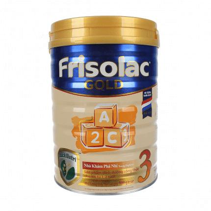 Sữa Friso Gold số 3 dành cho trẻ từ 1 đến 2 tuổi