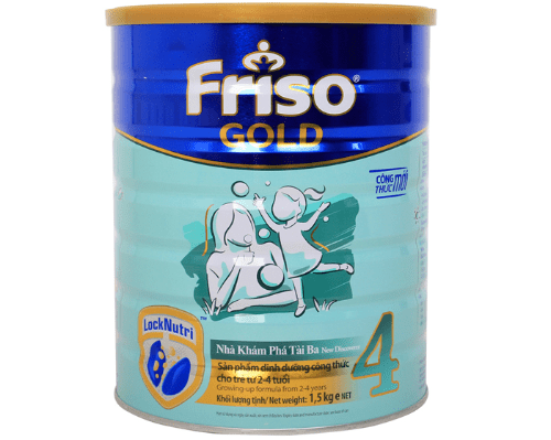 Sữa Friso là sản phẩm có vị thế tốt trên thị trường của nhiều quốc gia trên thế giới, trong đó có Việt Nam