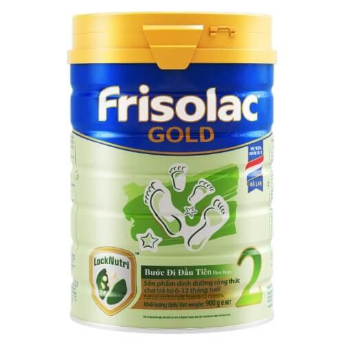 Sữa Frisolac Gold 2