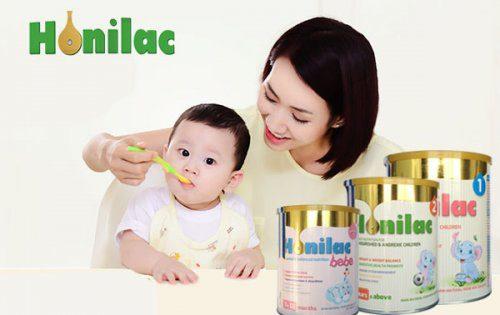 Dùng sữa Honilac đúng cách giúp đạt hiệu quả tối ưu