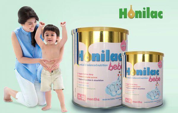 Sữa Honilac Bebe