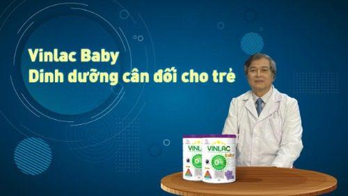Sữa bột Vinlac baby