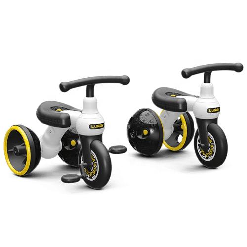 Xe chòi chân giúp trẻ phát triển khả năng vận động và giữ thăng bằng