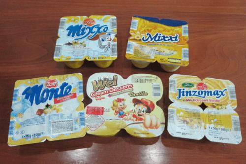 Trẻ nhỏ có thể ăn váng sữa mỗi ngày hoặc từ 4 đến 5 hộp một tuần