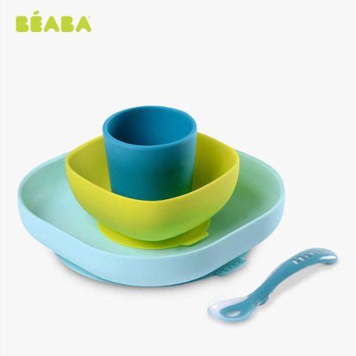 Bát dùng cho bé ăn dặm Beaba
