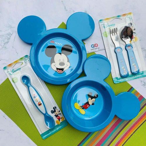 Bát dùng cho bé ăn dặm hình chuột Mickey