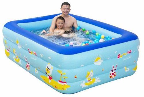 Một mẫu bể bơi Summer Sea thông dụng