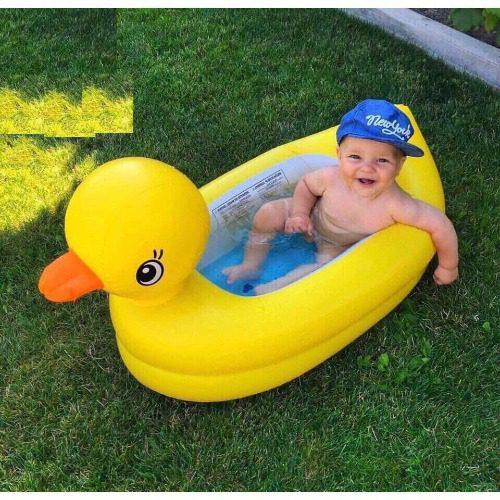 Bể bơi hình con vịt Munchkin