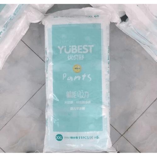 Yubest Gold là sản phẩm cao cấp của dòng bỉm nội địa Trung Yubest