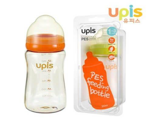 Bình uống sữa UPIS của nước nào?
