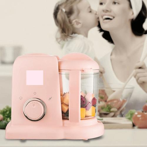 Cha mẹ nên lưu ý tới kiểu dáng và thiết kế khi chọn mua máy xay ăn dặm cho bé